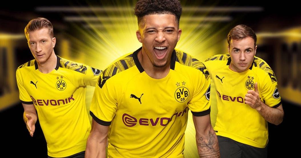 official photos 2fa1d 265e7 Borussia Dortmund - Cheap Soccer Jerseys Shop | MINEJERSEYS.CN