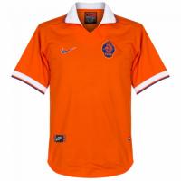 1997-98 Netherlands Home Classic Retro Soccer Jersey Shirt