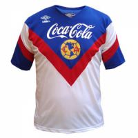 93-94 Club America Away Whirt Classic Retro Jersey Shirt