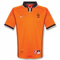 1998 Netherlands Home Classic Retro Soccer Jersey Shirt