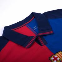 1999-2000 Barcelona Home Classic Retro 100-Yeas Anniversary Jersey Shirt