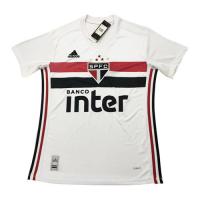 49df0d493 19-20 Sao Paulo Home White Soccer ...