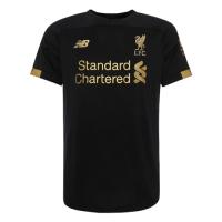 dfa6e5e3827 19-20 Liverpool Goalkeeper Black Soccer Jerseys Shirt - Cheap Soccer ...