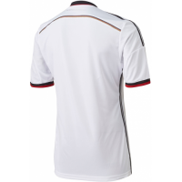 2014 World Cup Germany Home Retro Soccer Jersey Shirt
