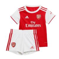19/20 Arsenal Home Red Children's Jerseys Kit(Shirt+Short)