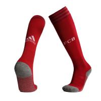 19-20 Bayern Munich Home Red Jerseys Whole Kit(Shirt+Short+Socks)