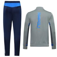 19/20 Napoli Gray Training Kit(Jacket+Trouser)
