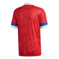 2020 Russia Home Red Soccer Jerseys Shirt