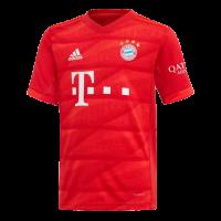 19-20 Bayern Munich Home Red Jerseys Shirt