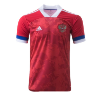 2020 Russia Home Red Soccer Jerseys Shirt(Player Version)