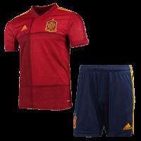 2020 Spain Home Red Soccer Jerseys Shirt