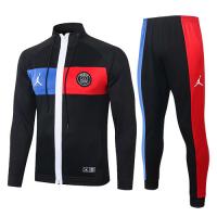 20/21 PSG Black&Red&Blue Training Kit(Jacket+Trouser)
