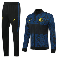 20/21 Inter Milan Navy Player Version Training Kit(Jacket+Trouser)