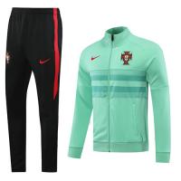 2020 Portugal Green Player Version Training Kit(Jacket+Trouser)