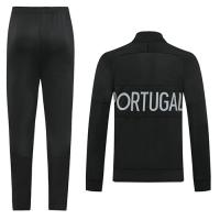 2020 Portugal Black Player Version Training Kit(Jacket+Trouser)