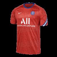 20/21 PSG Red Training Jerseys Shirt
