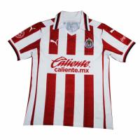 20/21 Chivas Guadalajara Home Red&White Jerseys Shirt
