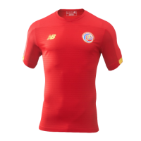 19/20 Costa Rica Gold Cup Home Red Soccer Jerseys Shirt