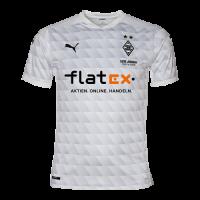 20/21 Borussia Mönchengladbach Home White Jerseys Shirt