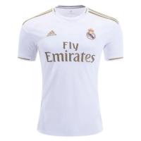 19/20 Real Madrid Home White Soccer Jerseys Shirt