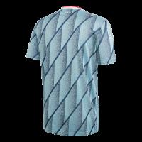 20/21 Ajax Away Blue Soccer Jerseys Shirt