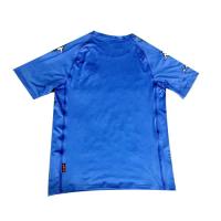 2000 Italy Home Blue Retro Soccer Jerseys Shirt