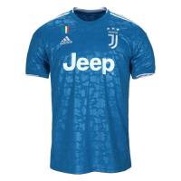 19/20 Juventus Third Away Blue Soccer Jerseys Shirt