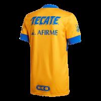 20/21 Tigres UANL Home Yellow Soccer Jerseys Shirt