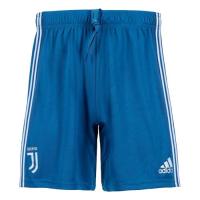 19/20 Juventus Third Away Blue Soccer Jerseys Kit(Shirt+Short)