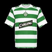05/06 Celtic Home Green&White Soccer Jerseys Shirt