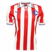 Deportivo Guadalajara Home 110-Yeas Retro Jersey Shirt