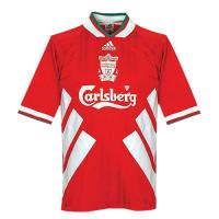 93/95 Liverpool Home Red Retro Jerseys Shirt
