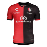 20/21 Atlas de Guadalajara Home Black&Red Jerseys Shirt