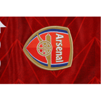 20/21 Arsenal Home Red Soccer Jerseys Shirt