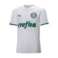 2020 Palmeiras Away White Soccer Jerseys Shirt