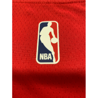 Men's Chicago Bulls Michael Jordan No.45 Red Replica Swingman Jersey - Icon Edition