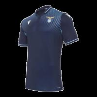 20/21 Lazio Third Away Black Soccer Jerseys Shirt