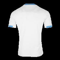 20/21 Marseille Home White Jerseys Shirt