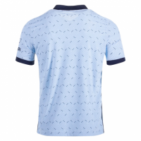 20/21 Chelsea Away Light Blue Soccer Jerseys Shirt(Player Version)