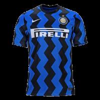 20/21 Inter Milan Home Navy&Black Soccer Jerseys Whole Kit(Shirt+Short+Socks)