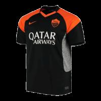 20/21 Roma Away Black&Orange Soccer Jerseys Shirt