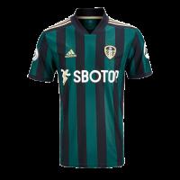 20/21 Leeds United Away Green Jerseys Shirt