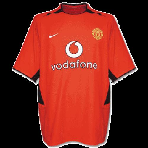 huge discount d3363 d3072 02-03 Manchester United Home Classic Retro Jersey Shirt