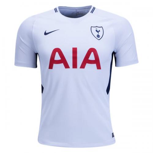 2096b9d733e 17-18 Tottenham Hotspur Home Jersey Shirt - Cheap Soccer Jerseys ...