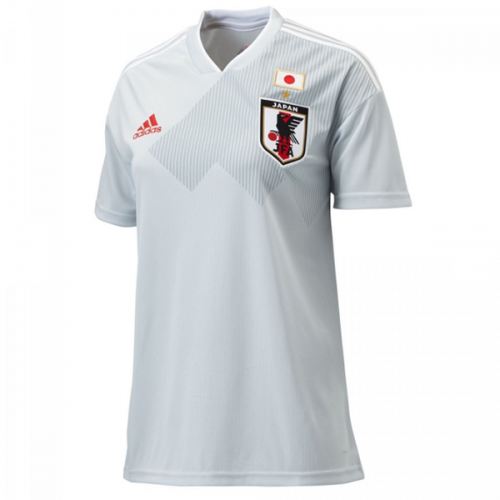 the latest de6dc 56ab4 2018 World Cup Japan Away White Women's Jersey Shirt