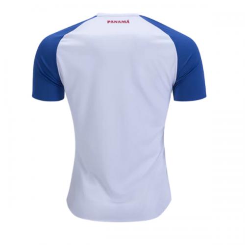 2018 world cup panama away white soccer jersey shirt