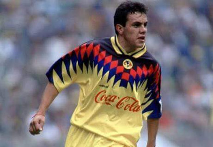 finest selection f56c7 0832c 2018 Club America Third Away Yellow Soccer Jersey Shirt(Player Version)