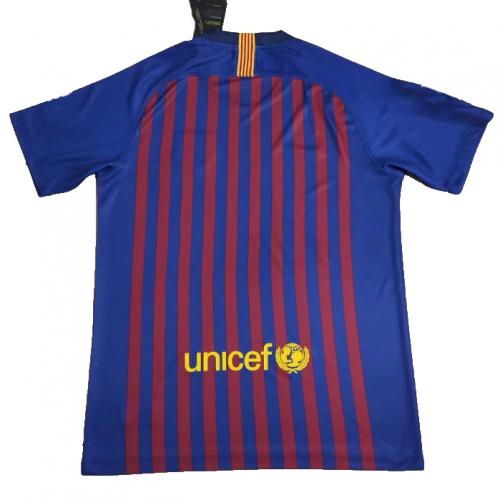 9a6ca816d6b8 18-19 Barcelona Home Soccer Jersey Shirt - Cheap Soccer Jerseys Shop ...