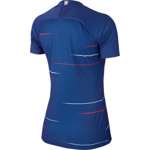 b56721fd866c 18-19 Chelsea Home Women s Jersey Shirt - Cheap Soccer Jerseys Shop    MINEJERSEYS.VIP