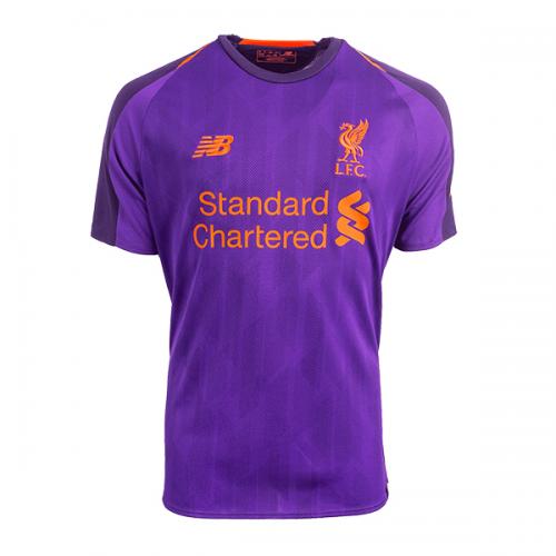 DV Liverpool FC 18//19 Away Kids Football Shorts